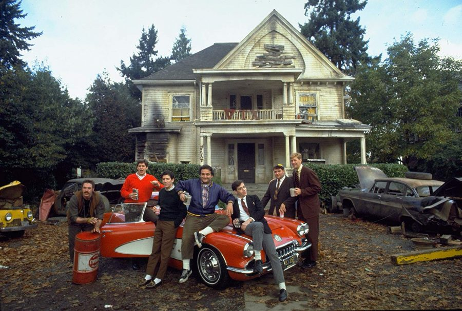 (Photo courtesy of National Lampoon's Animal House's official IMBD page)