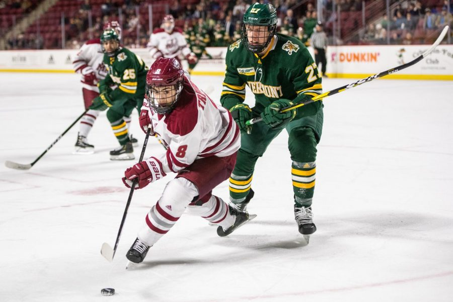 Special teams remain the focus for UMass heading into series with Vermont