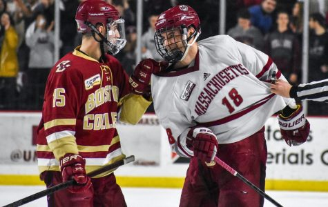 With lessons learned from Denver, UMass shifting its focus to Boston College