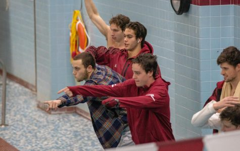 Swim and Dive: UMass heads to Dartmouth for Invitational as the regular season nears its end