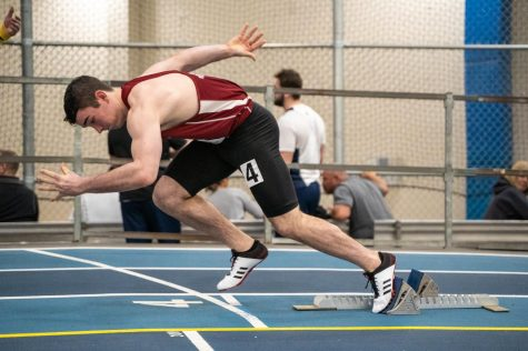 UMass track and field teams put up strong showings at packed Valentine Invitational