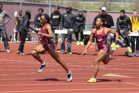UMass track and field teams finish fifth and third at Dartmouth Invitational