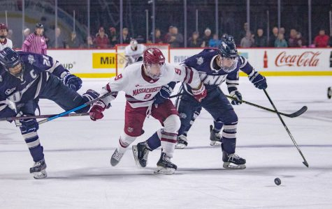 Around Hockey East: The battle for the last playoff spot heats up