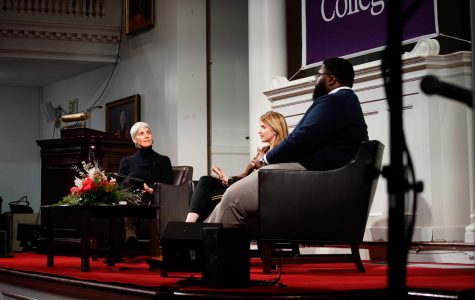 Education writers speak at Amherst College on the power of education