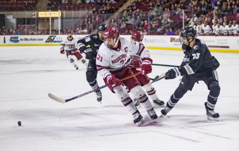 Around Hockey East: A wide open playoff race heading into final stretch