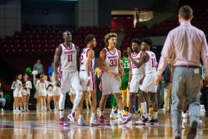 UMass men's basketball looking to upset No. 6 Dayton at home