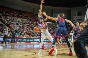 UMass men's basketball looking to adjust for rematch with Saint Louis