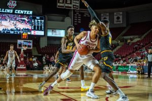Carl Pierre, Tre Mitchell lift UMass men's basketball to big win over VCU