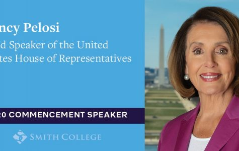 Nancy Pelosi announced as 2020 commencement speaker at Smith College