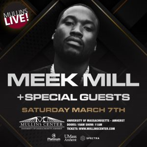 Rapper Meek Mill to perform at Mullins Live! concert in March