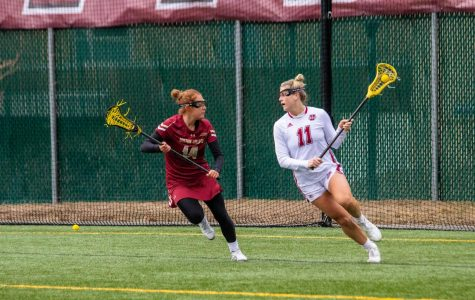 UMass women's lacrosse preparing for matchup with Ohio State
