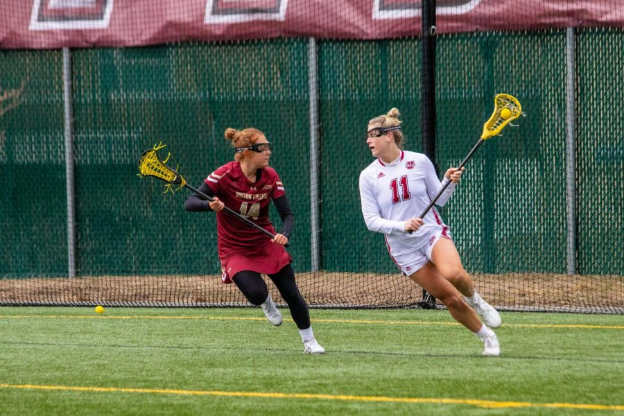 UMass+women%E2%80%99s+lacrosse+preparing+for+matchup+with+Ohio+State