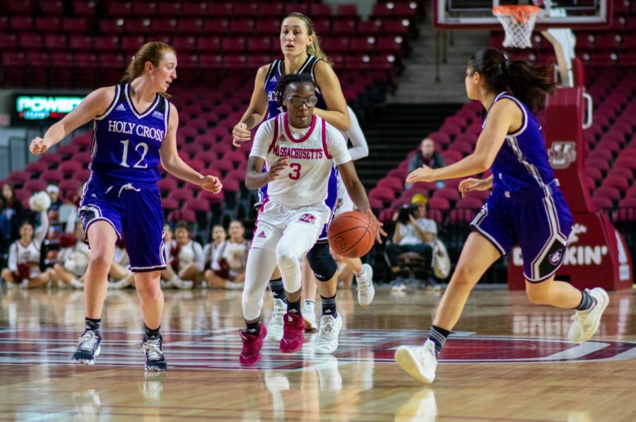 UMass women's basketball has chance for statement win
