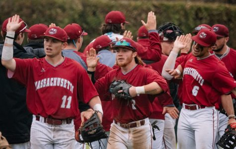 UMass baseball opens season against Delaware State this weekend