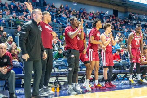 Johnston: UMass once again going through a transition year