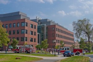 'Drunk UMass students' are not the problem, according to Amherst Fire Department data