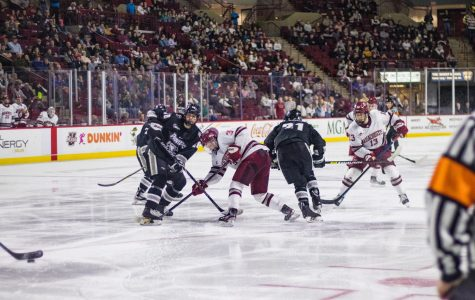 UMass gearing up for pivotal top-20 showdown with rival UMass Lowell