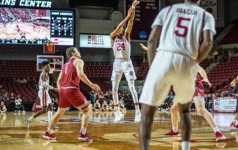UMass men's basketball looking to extend A-10 winning streak to three games