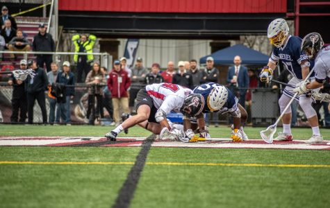 UMass lacrosse looking for first win of season against Ohio State