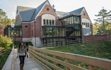 The new frontier: Moving into the Mount Ida campus