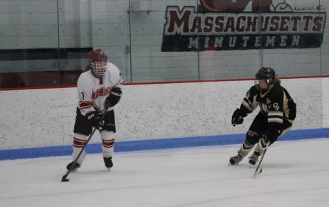 UMass women's club hockey dominates Penn State offensively in 5-1 victory