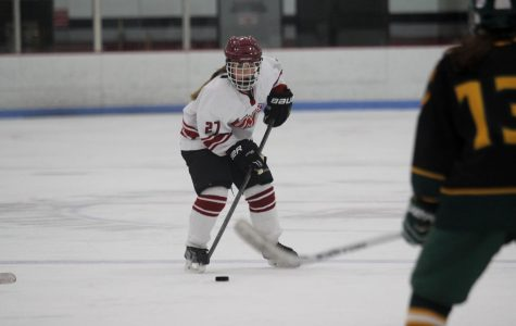 UMass women's hockey secures a blowout win over Rhode Island
