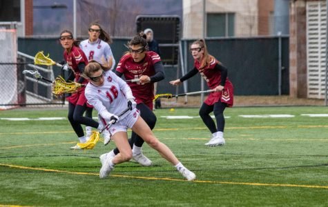 UMass women's lacrosse falls to Dartmouth at home