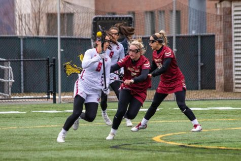 UMass women's lacrosse rallies late to beat Boston College