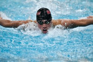 For the love of swim: Will Munstermann's continuing journey to the top