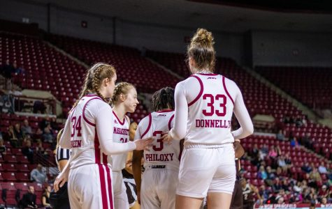 UMass women's basketball knocked out of A-10 Tournament by SLU