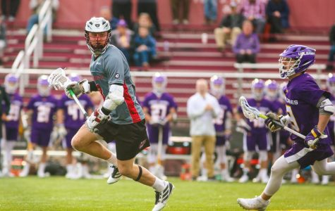 Chris Connolly leads high-powered UMass men's lacrosse offense to a win over Albany