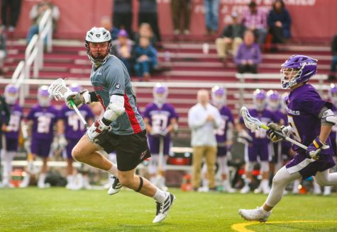 UMass men's lacrosse falls to Yale in first round of the NCAA tournament