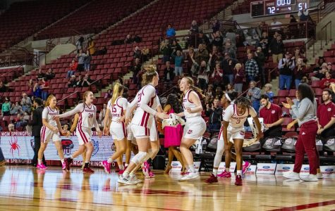 UMass women's basketball shows offensive ability against St. Bonaventure