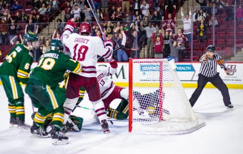 UMass ekes past UVM 1-0