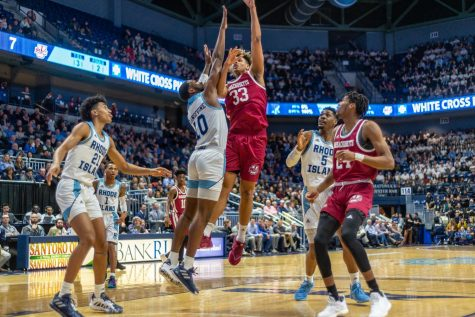 Touri: With one final argument, Tre Mitchell cemented his case for All-Conference First Team on Saturday
