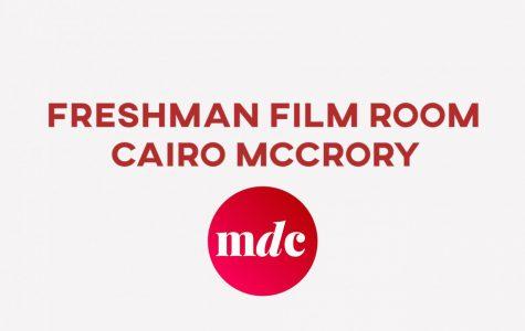 Freshman Film Room — Cairo McCrory