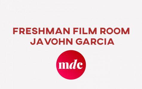 Freshman Film Room — Javohn Garcia