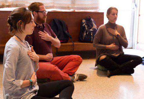 UMass y Journey Meditation ofrecen a los estudiantes una suscripción gratis para combatir la ansiedad por la pandemia