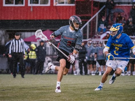 A look at how the pandemic affected the UMass men's lacrosse team