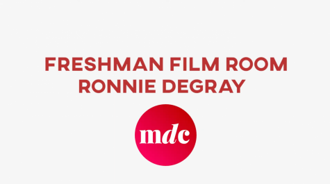 Freshman Film Room — Ronnie DeGray