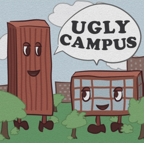 Ugly Campus: The Monkey Lab