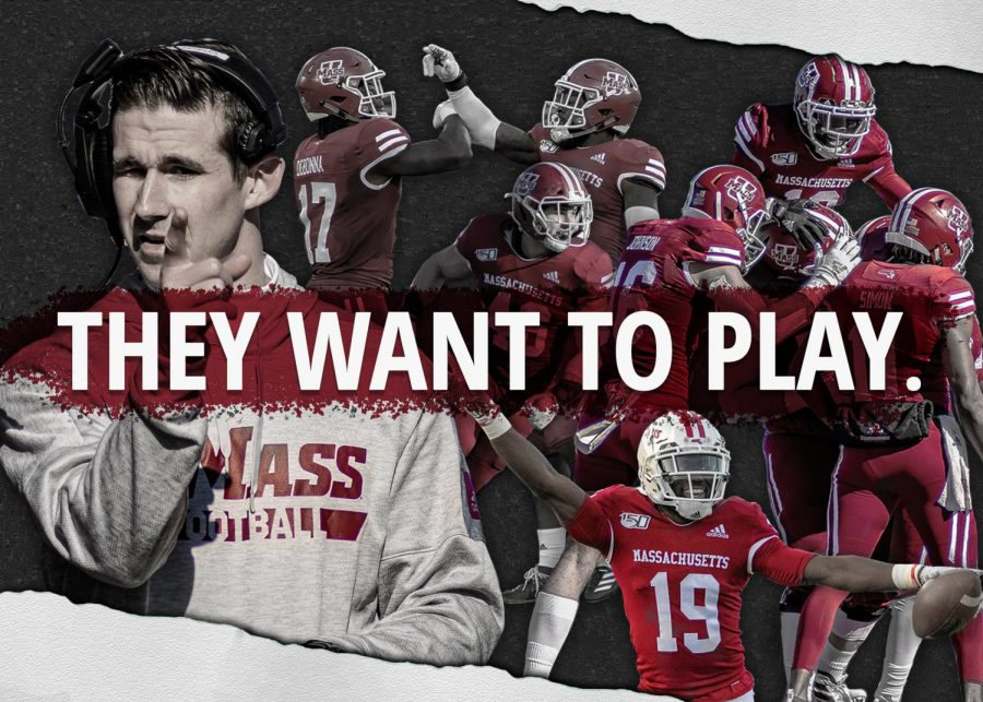 2020 Football Special Issue: They Want to Play