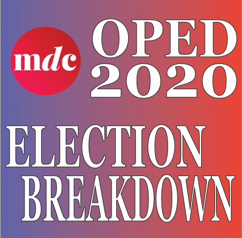 OpEd 2020 Election Breakdown