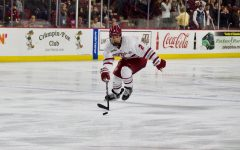 Marc Del Gaizo may be goalless, but he is still UMass' most important player