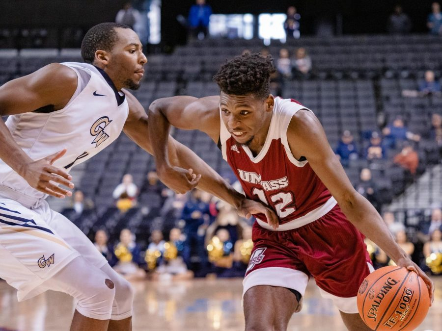 UMass men's basketball heads to D.C. to take on George Washington Colonials