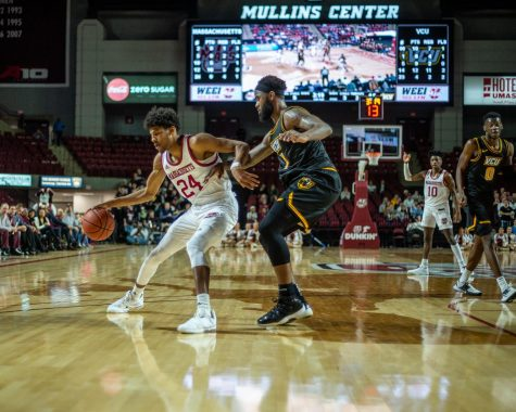 UMass basketball heads to Fordham to take on the Rams