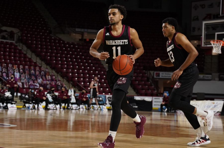 Minutemen's lack of scoring depth shows in conference loss to Davidson