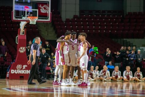 UMass men's basketball locked in on Saint Louis with Atlantic 10 tournament double bye up for grabs