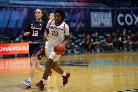Underclassmen rise to the occasion to finish off UMass' regular season