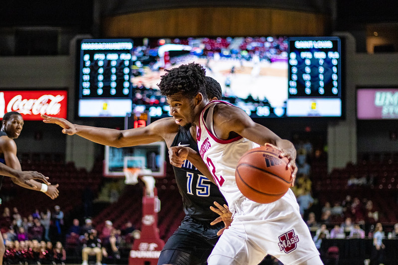 UMass loses, 78-57, to Saint Louis in final game of regular season